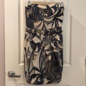 NWT Jessica Simpson Strapless Dress